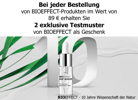 Bioeffect Angebot