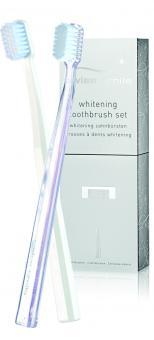 Snow white two toothbrushes - Whitening Zahnbürsten