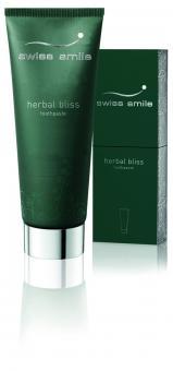 Herbal bliss toothpaste - Vitalisierende Kräuterzahnpasta