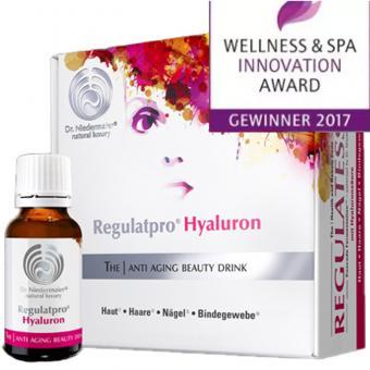 Regulatpro® Hyaluron – der Anti Aging Beauty Drink
